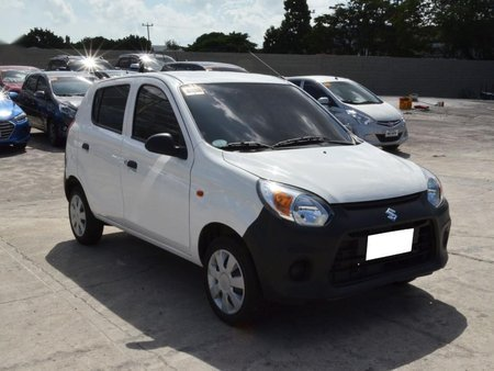 The Suzuki Alto is one of the cheapest cars in the Philippines