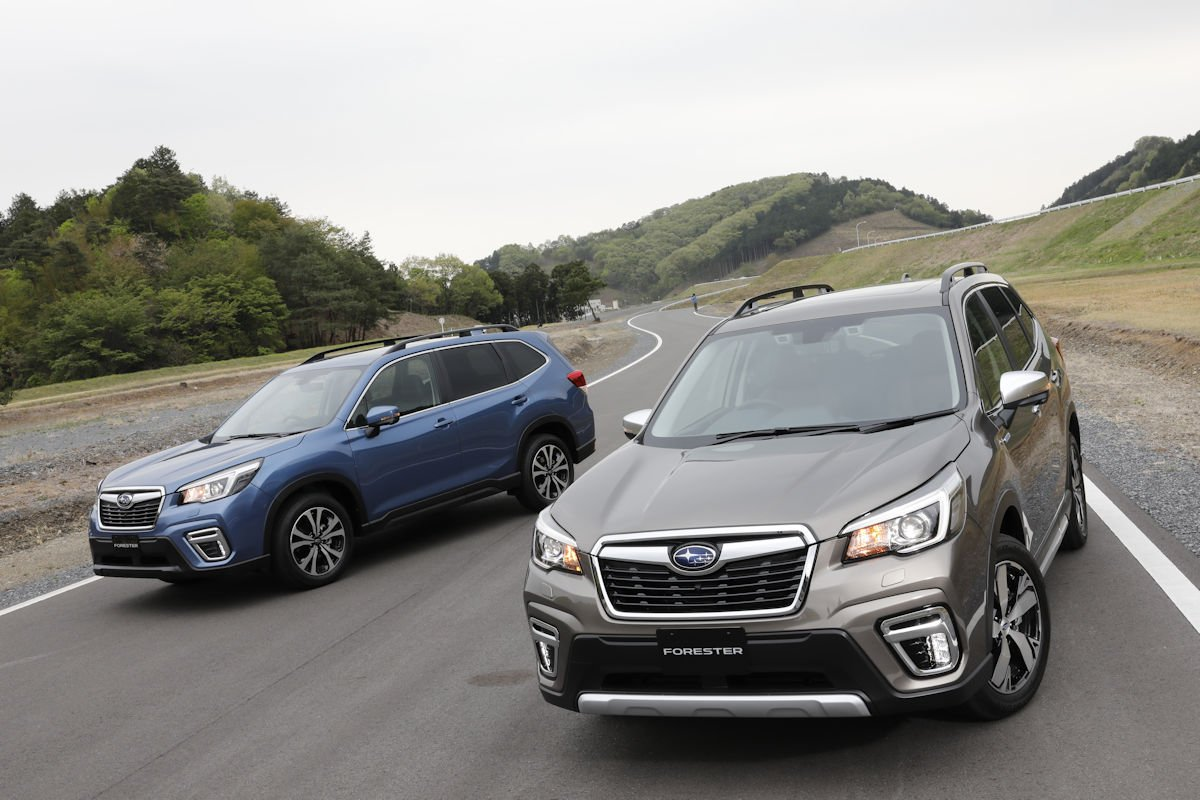 The Subaru Forester's engine is an FA20 horizontal boxer engine, equipped with direct injection and turbocharging