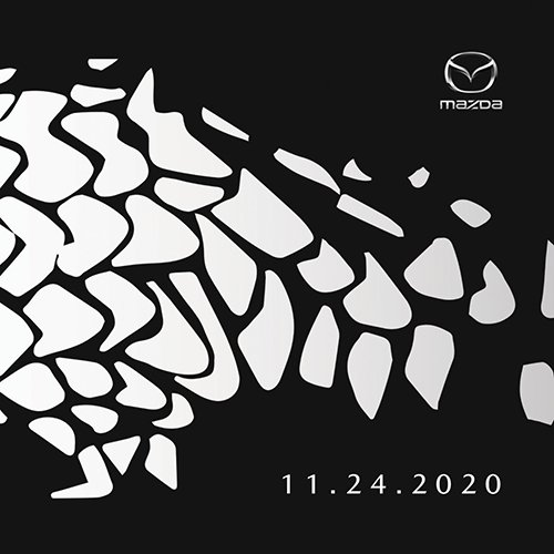 A picture of the Mazda PH launch teaser