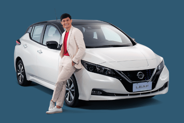 Matteo Guidicelli is new brand ambassador of Nissan Philippines