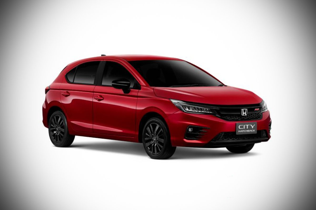 A picture of the Honda City Hatchback