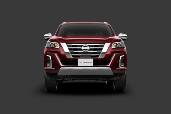 2021 Nissan Terra front view