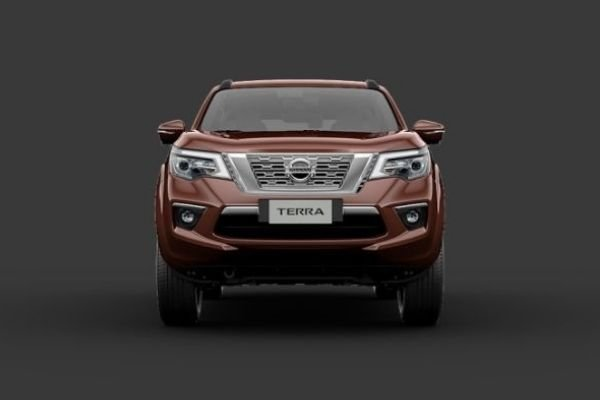 2020 Nissan Terra front view