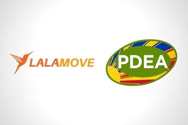 Lalamove PDEA partnership