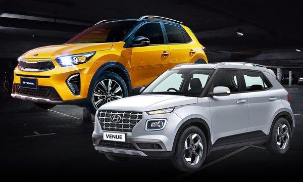 Hyundai SUVs