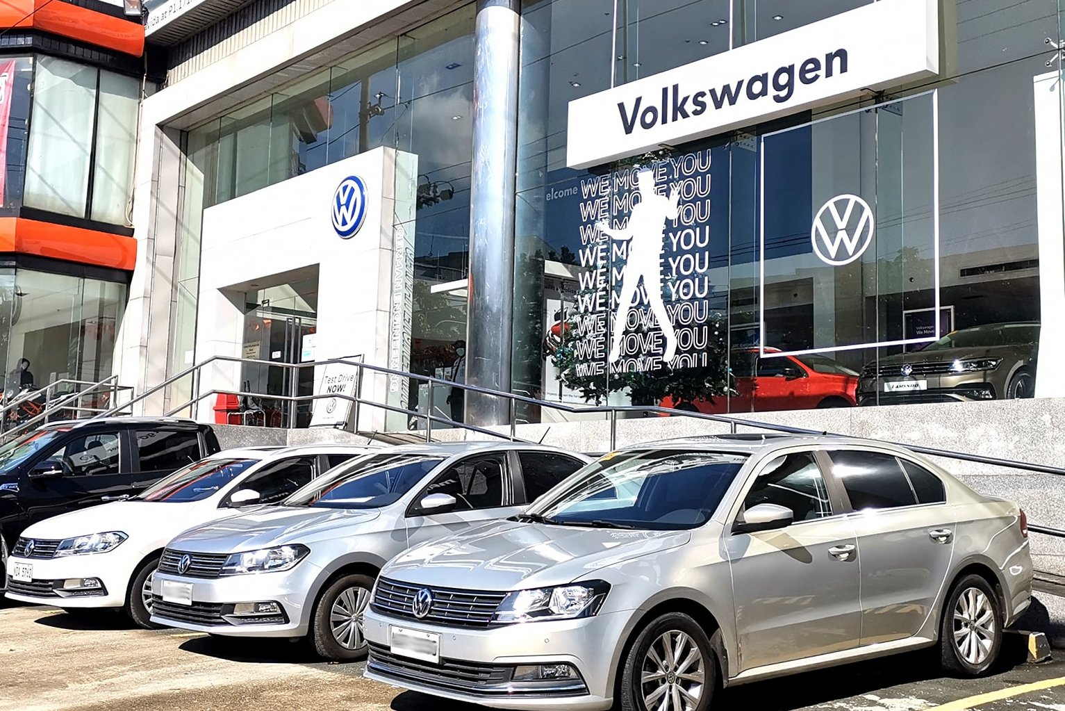 A picture of VW QC Ave. Branch