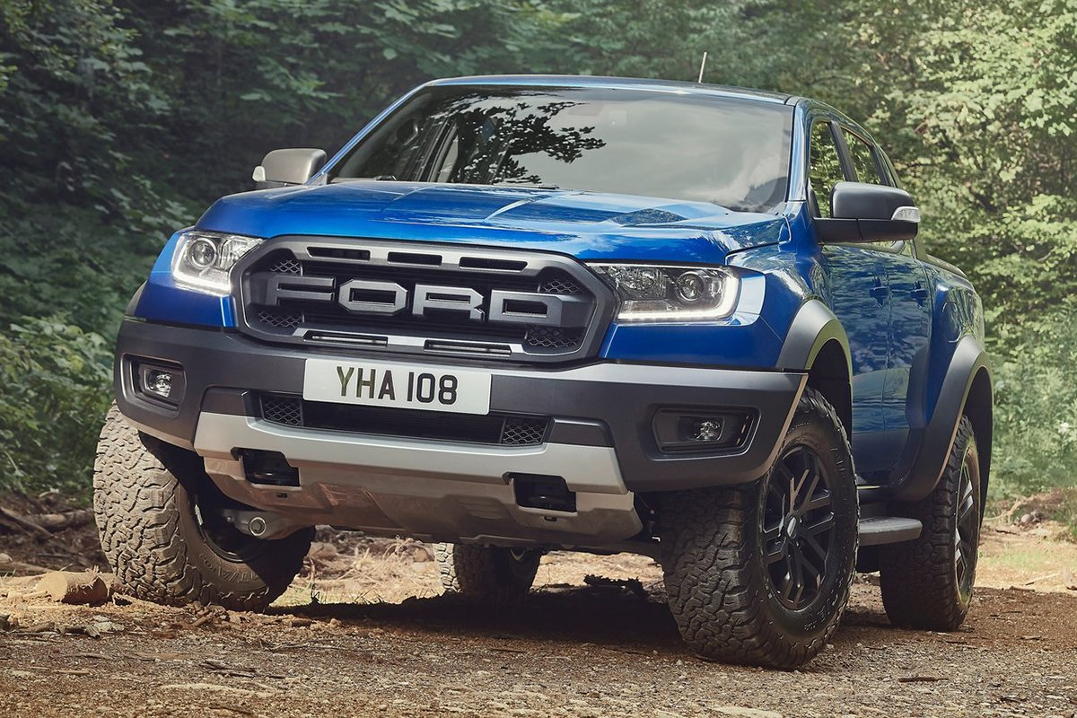 A picture of the Ranger Raptor