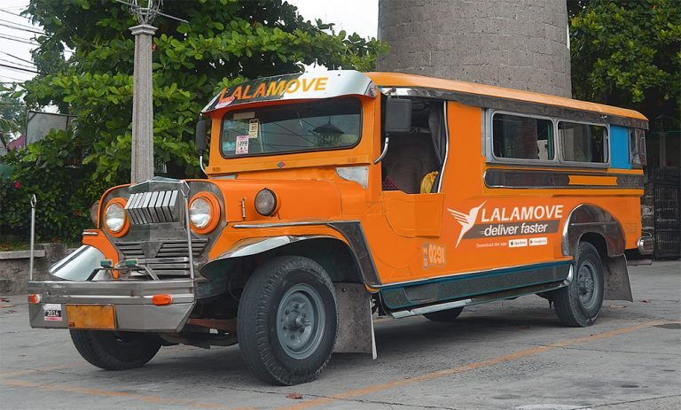 LalaJeep front view