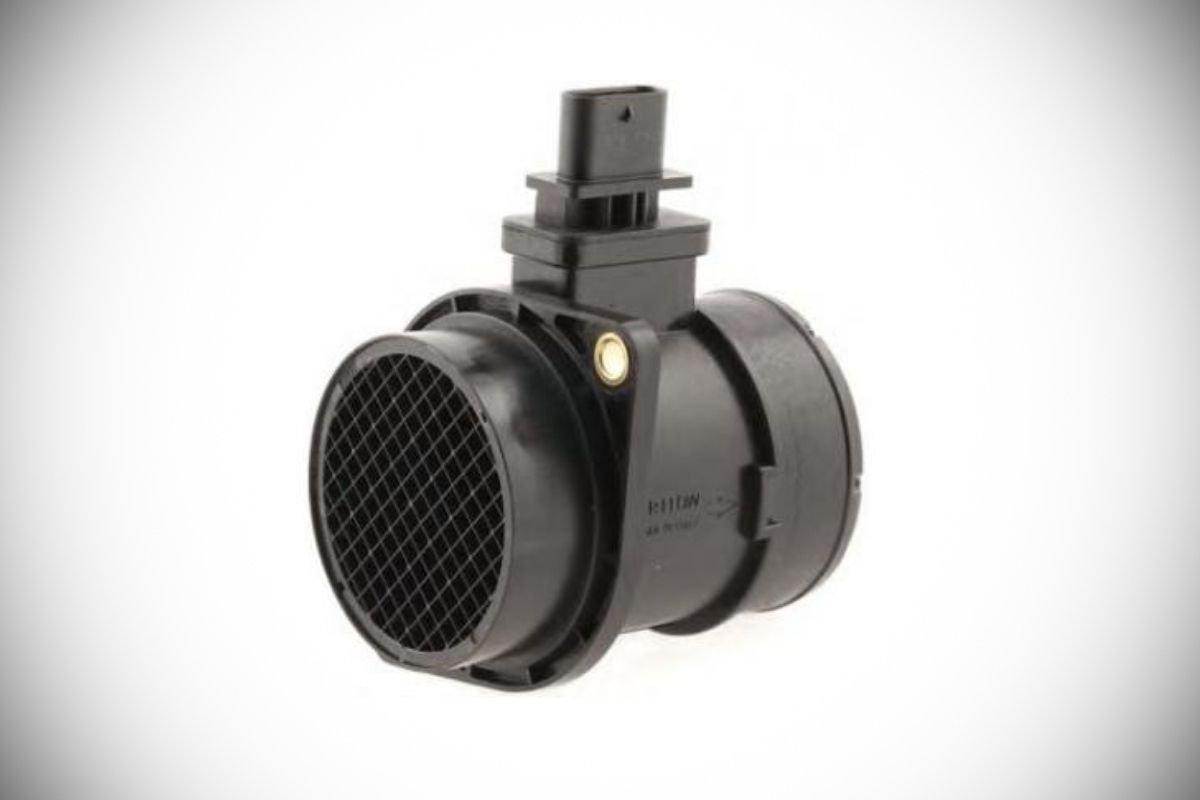 A picture of a MAF sensor