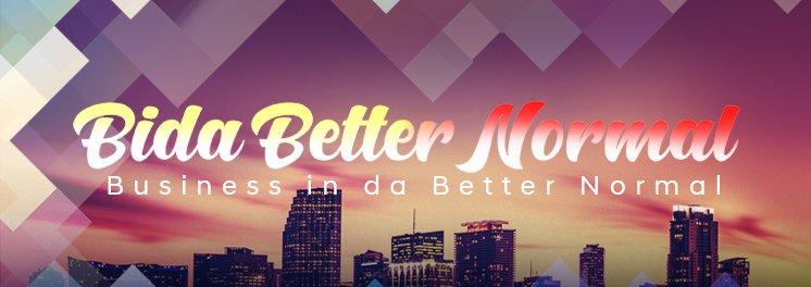 Bida Better Normal logo