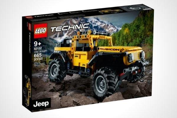 Jeep Wrangler Rubicon Box