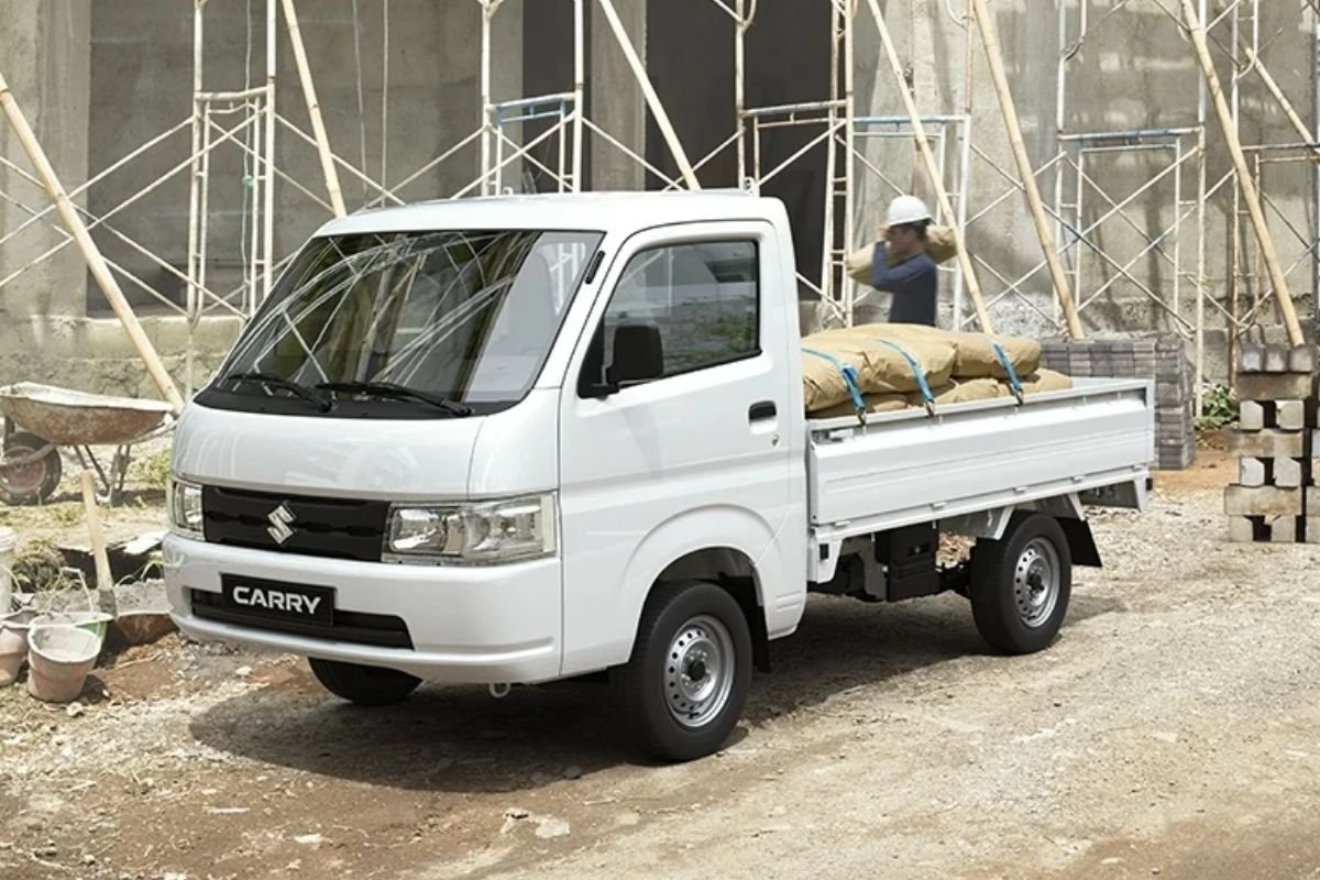 A Picture of the Suzuki Carry