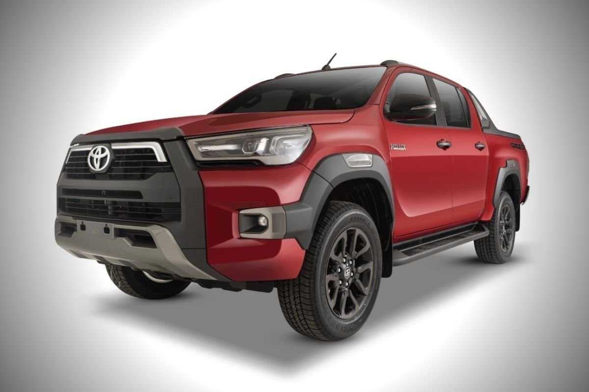 A picture of the Hilux Conquest