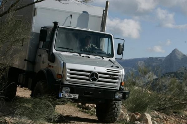 Mercedes-Benz Unimog U5000