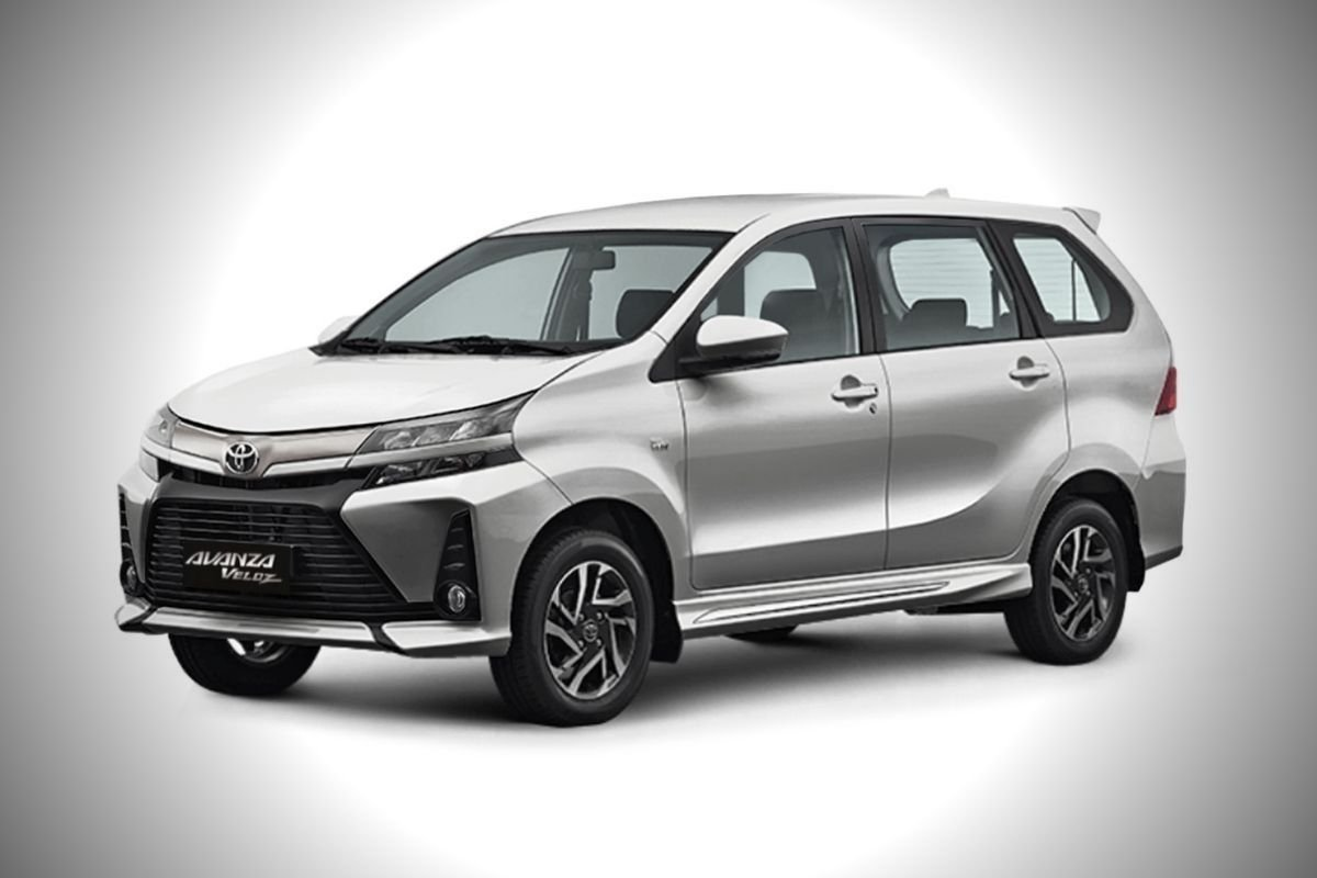 A picture of the Toyota Avanza Veloz variant