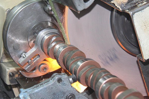 Another picture of a camshaft