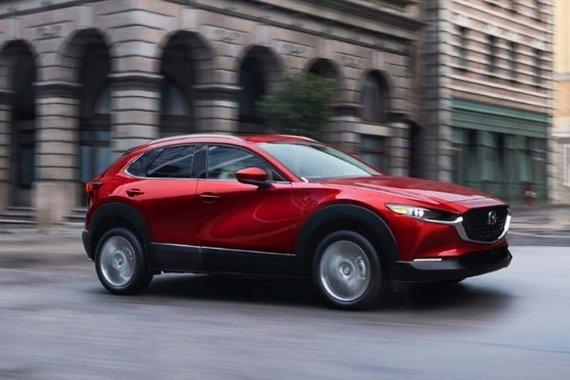 Mazda CX-30 side view