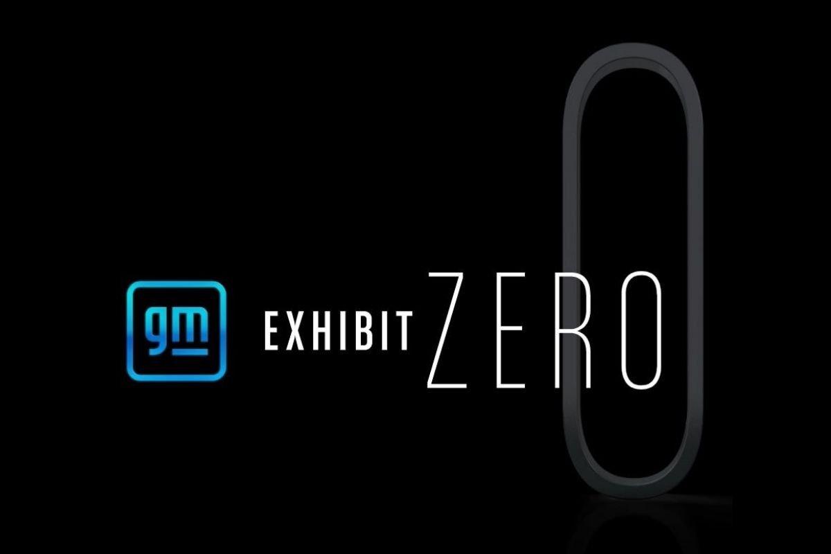 A picture of Exhibit Zero virtual showroom