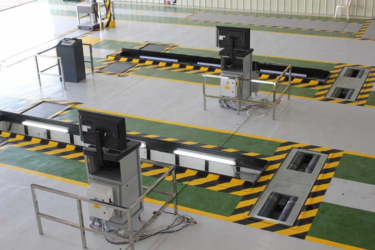 Private Motor Vehicle Inspection Center in CamSur