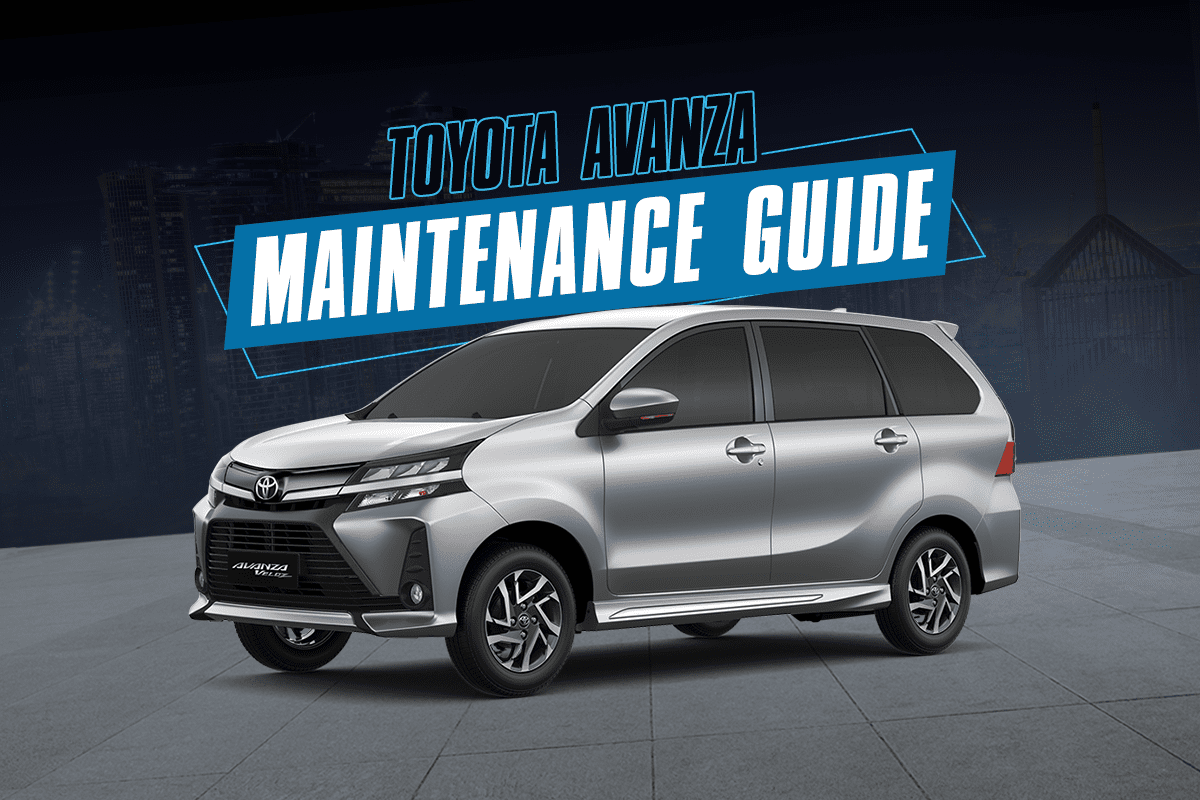 Toyota Avanza Maintenance Guide