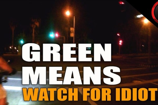 Idiots are dangerous in an intersection with a stoplight