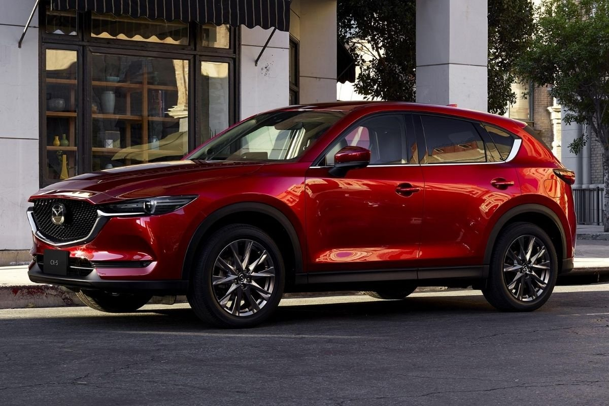 A picture of the JDM Mazda CX-5