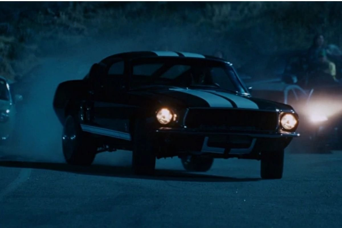 1967 Ford Mustang Fastback Tokyo Drift