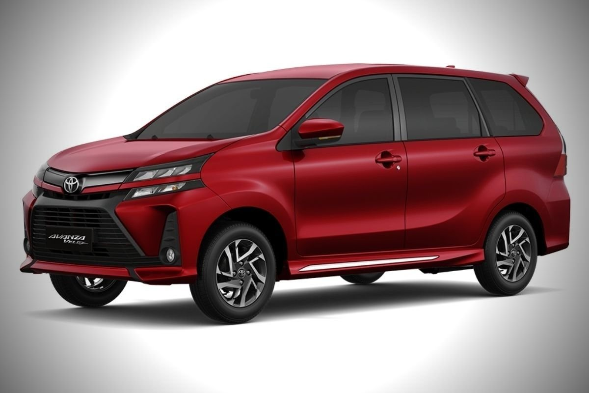A picture of the Avanza Veloz variant