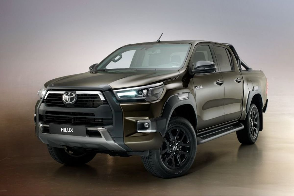 A picture of the Toyota Hilux Invincible-X