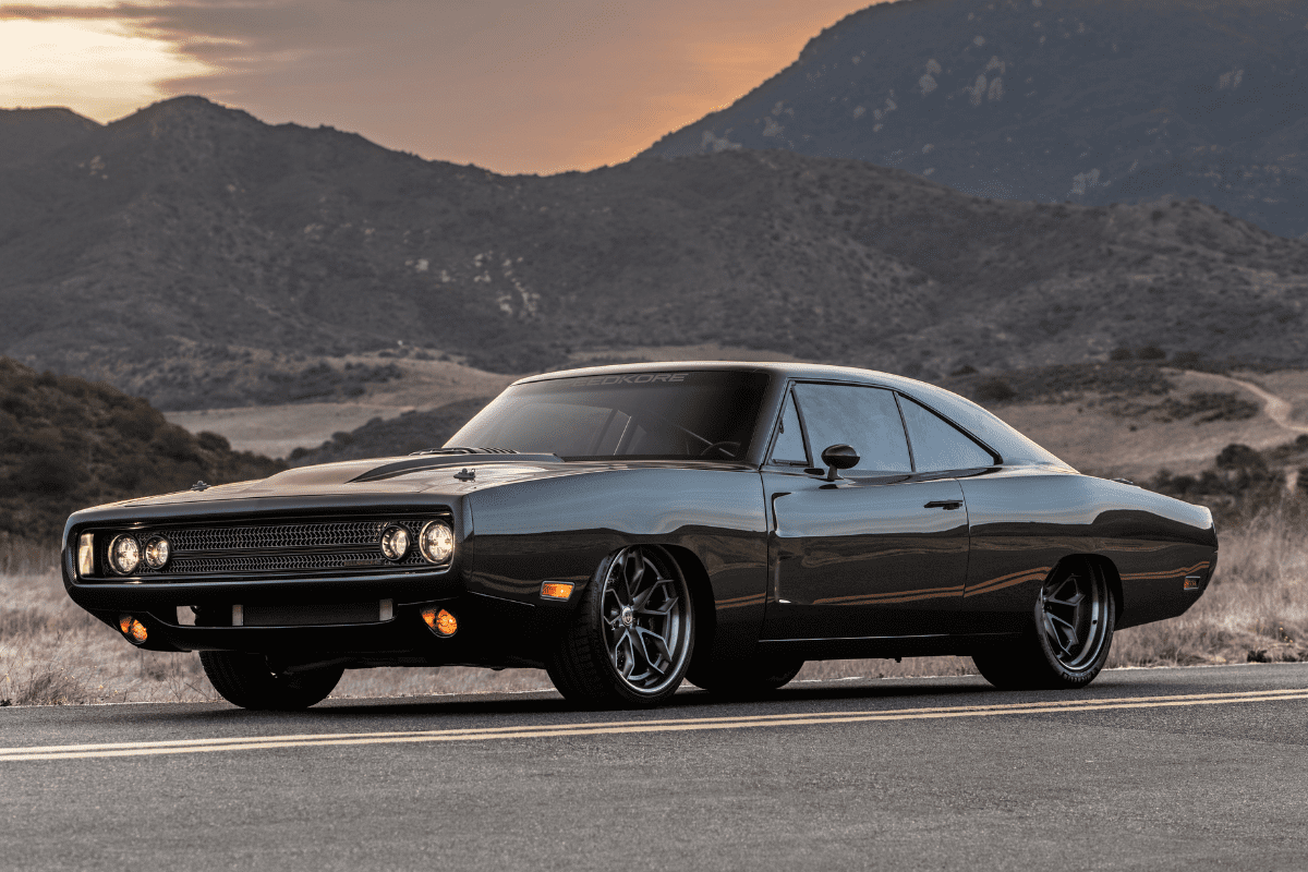 Dodge Charger Hellraiser