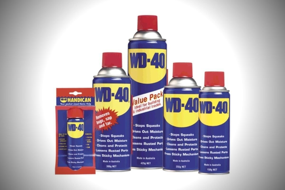 A picture of WD40