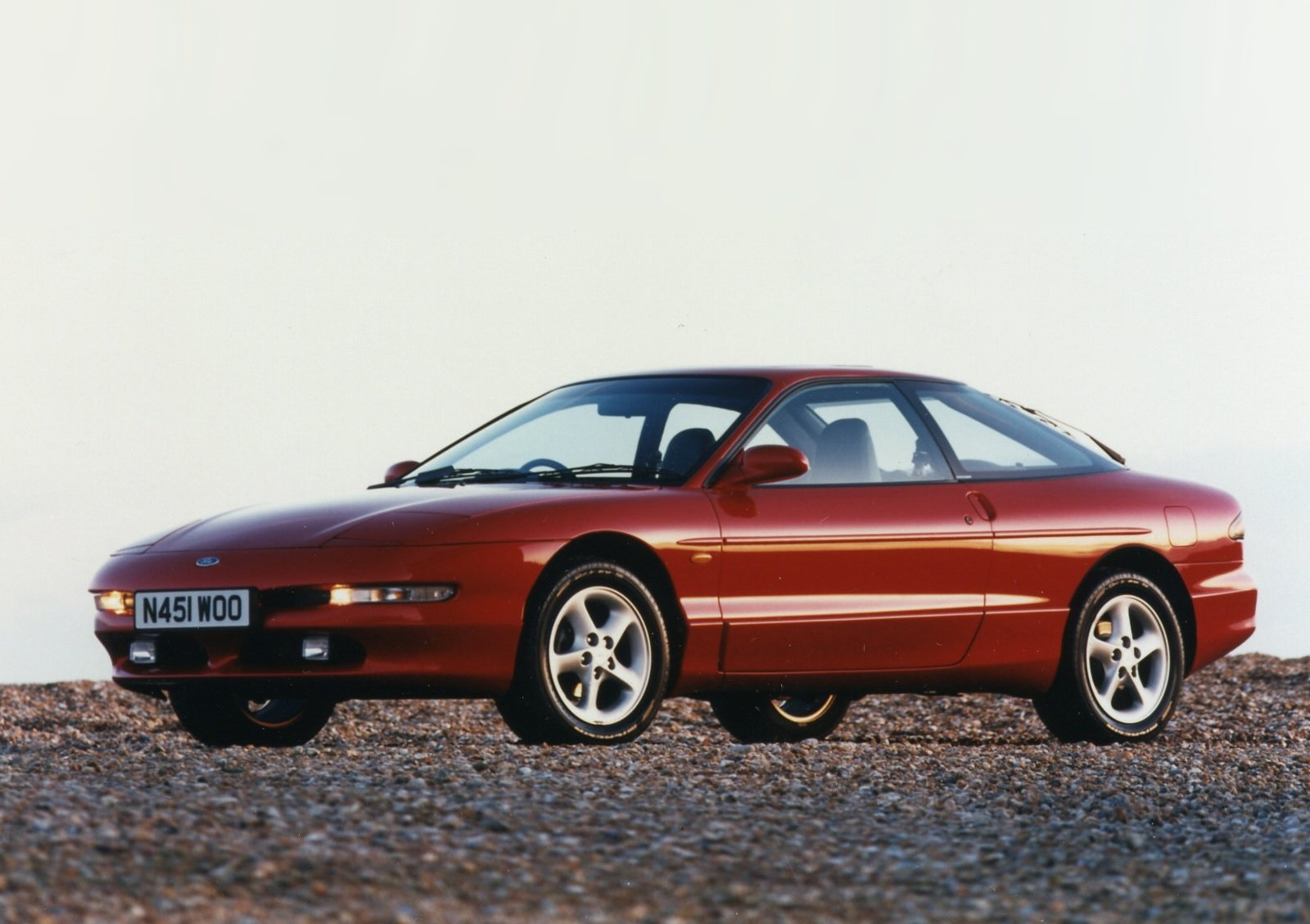 Ford Probe front view