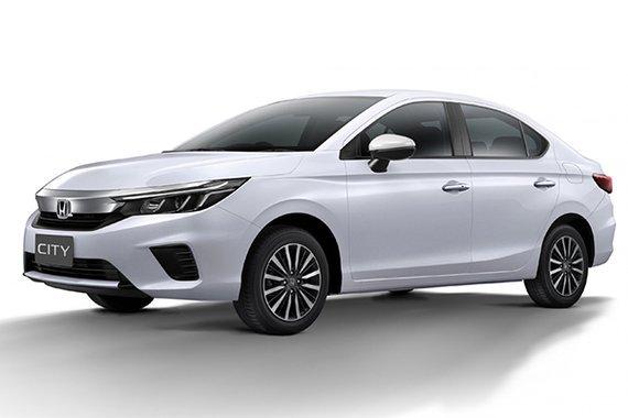 2021 Honda City front side profile shot