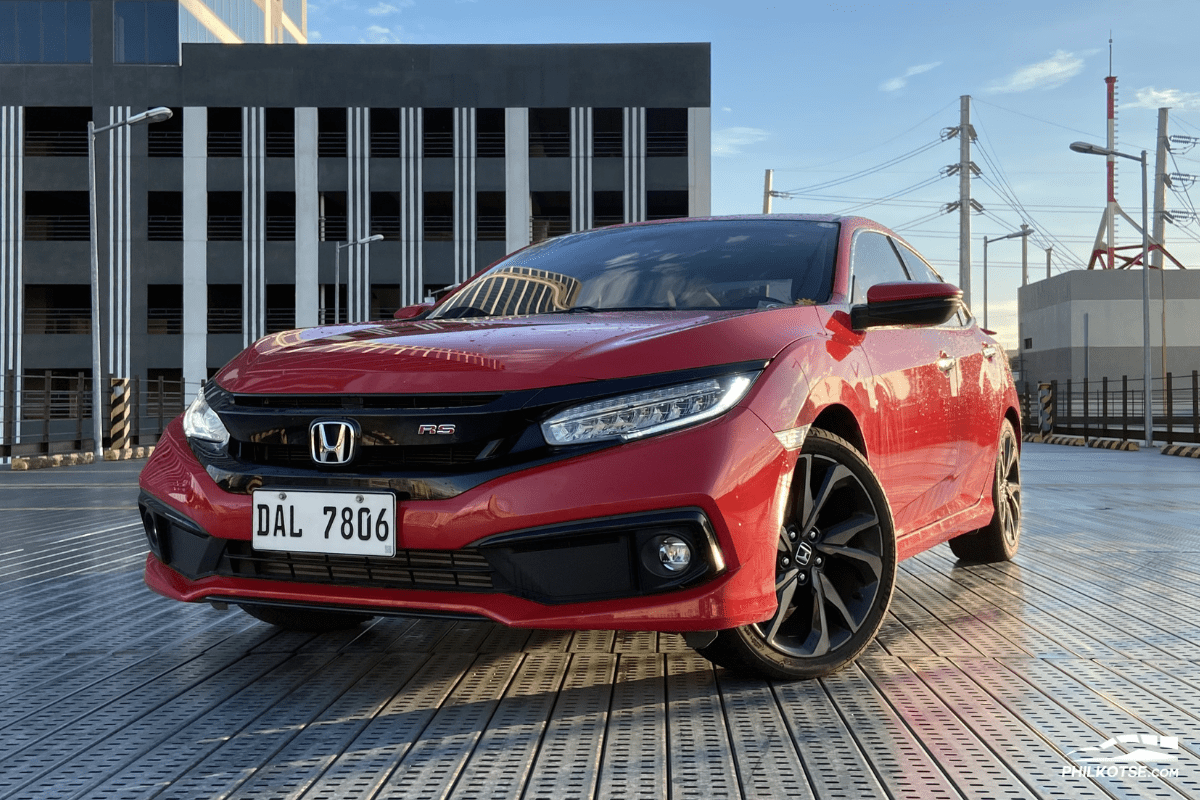 2020 Honda Civic RS Turbo Review | Philkotse Philippines