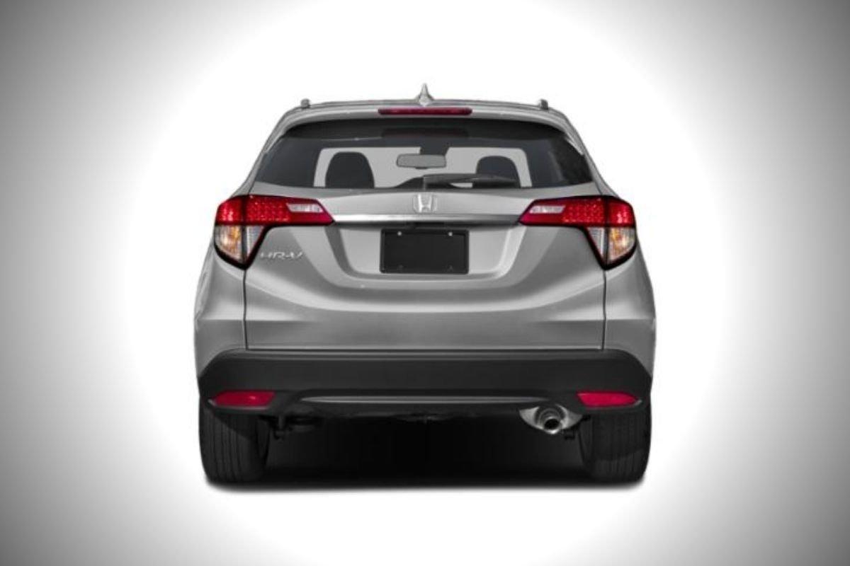 Honda HR-V rear 2nd-generation