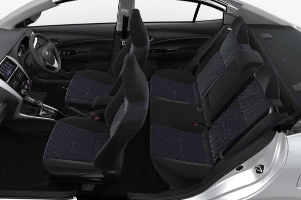 Toyota Vios Philippines cabin