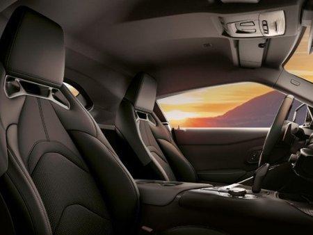 Toyota Supra Philippines interior