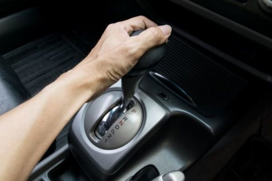 An automatic transmission with D3