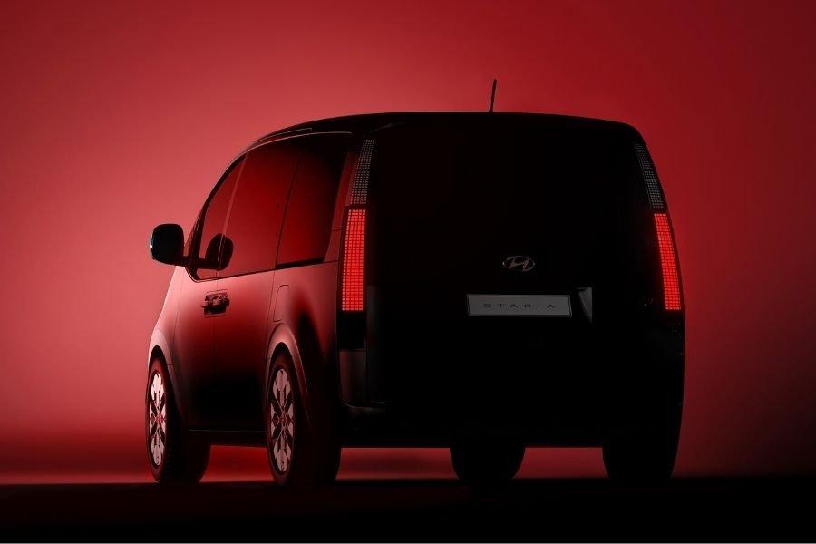 All-new Hyundai Starex rear