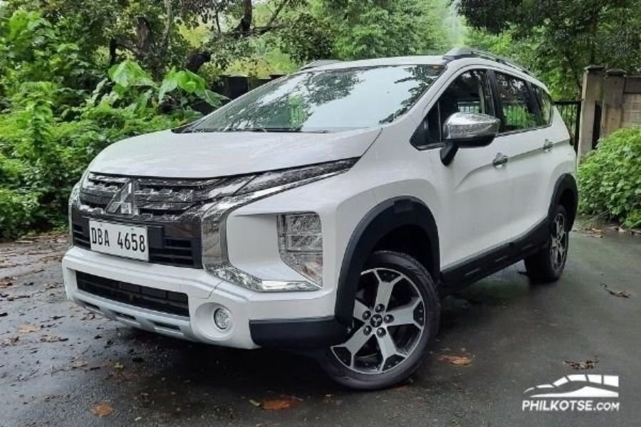 A picture of the Mitsubishi Xpander Cross