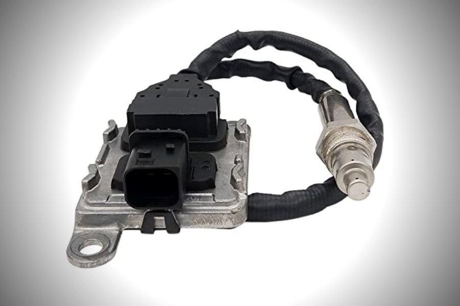 A picture of a NOx sensor