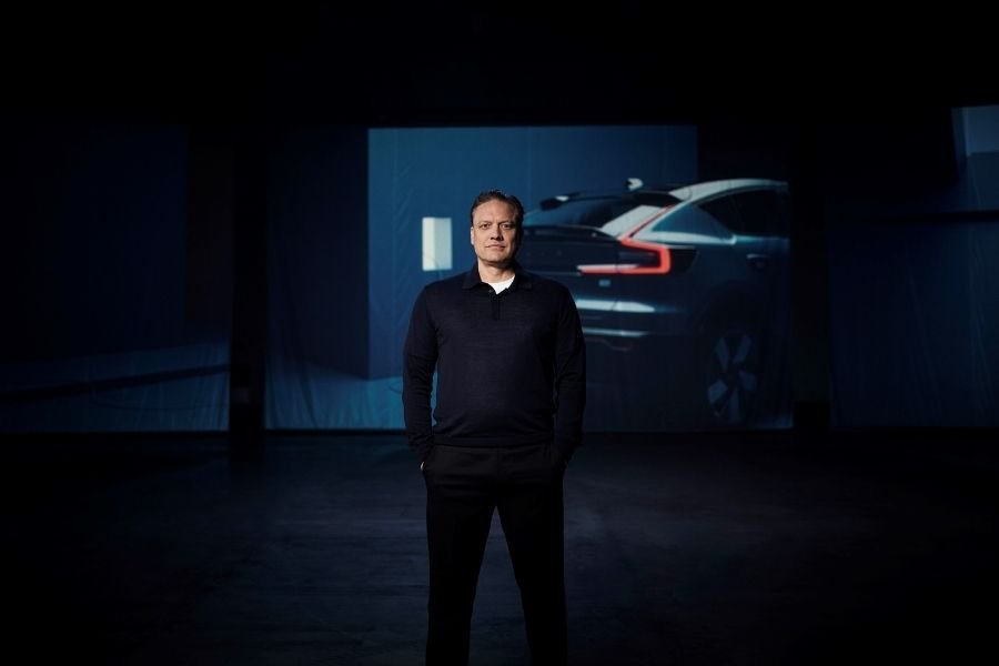 Volvo Cars Chief Technology Officer Henrik Green