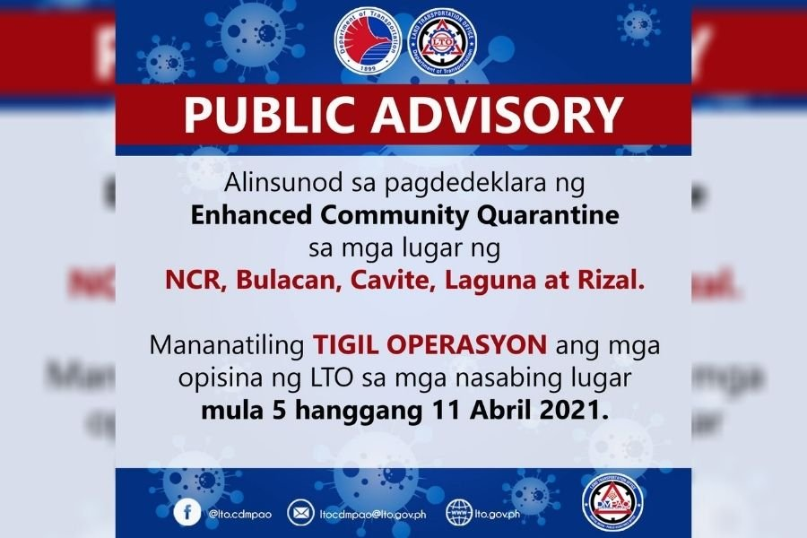 LTO temporarily ceasing operations