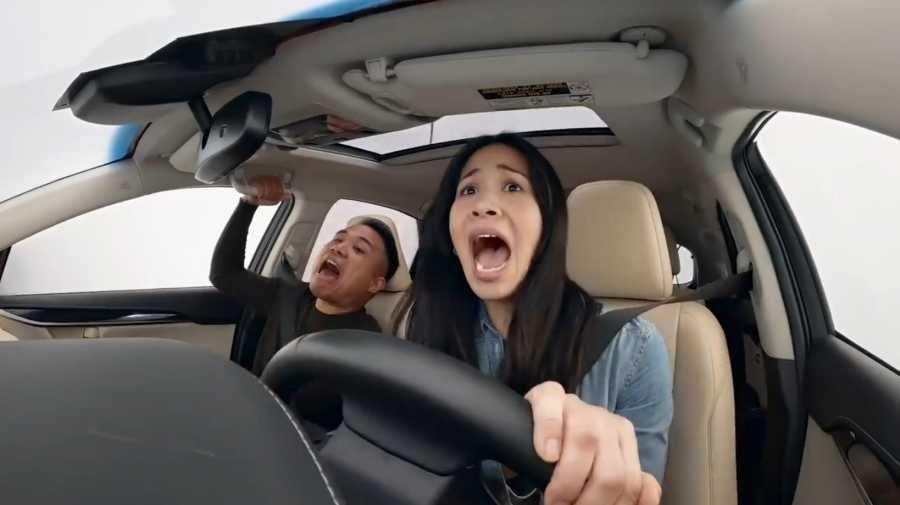 Driver panicking