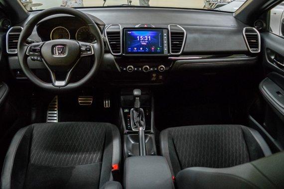 Honda City RS front view