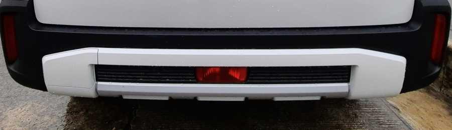Xpander Cross rear fog light