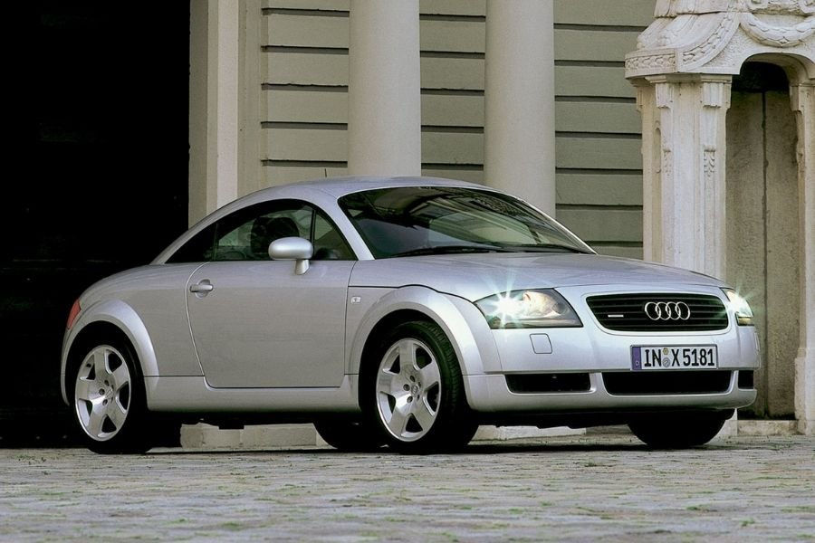 A picture of an Audi TT coupe
