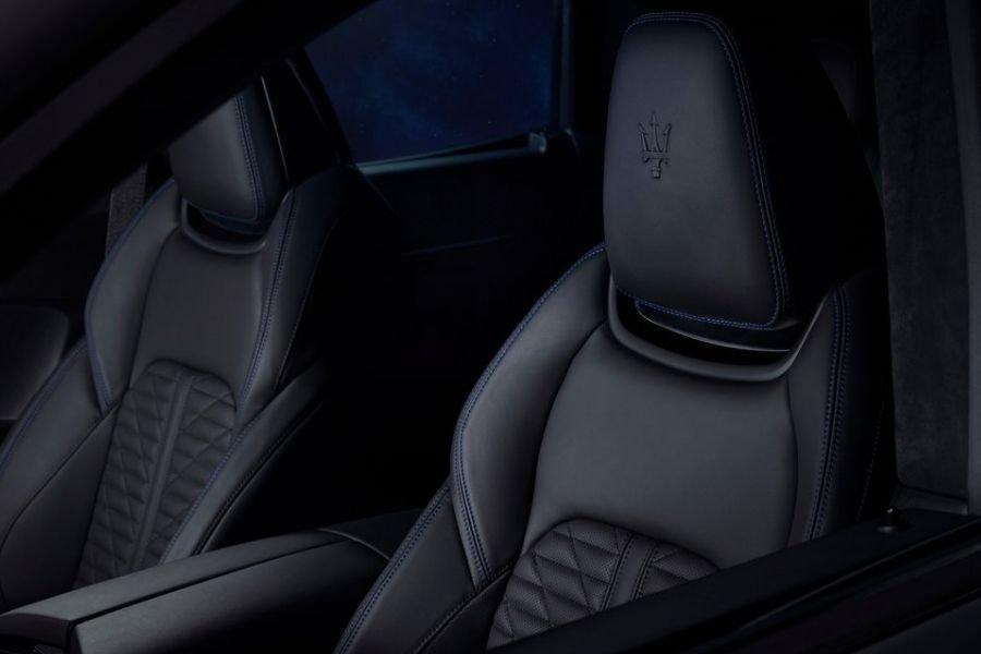 Levante Hybrid seats