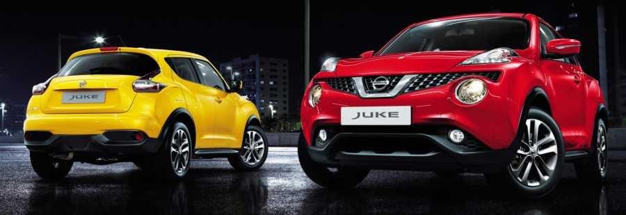 First-gen Nissan Juke
