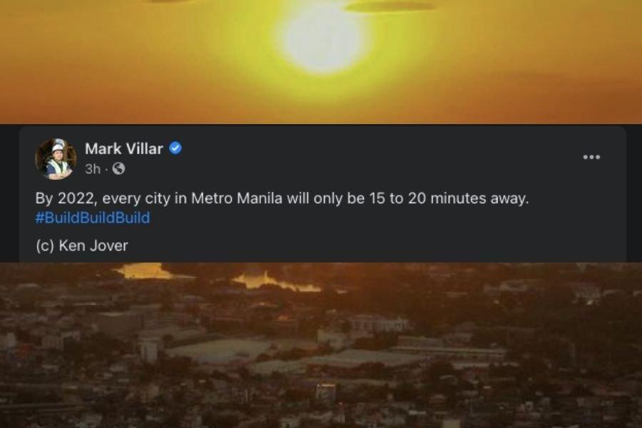 DPWH Mark Villar